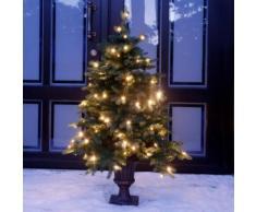 LED-Außen-Weihnachtsbaum Tannenzauber