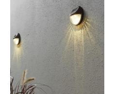 LED-Solar Wandleuchte Fency