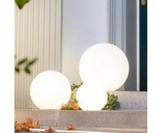 Solar-Leuchte Shining Globe, 40