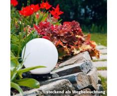 LED Solar-Leuchtkugel Magic-Globe