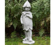 Gartenfigur Elfe Lily