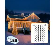 LED Lichtsystem Lichtervorhang