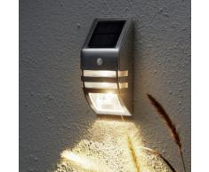 LED-Solar Wandleuchte Wally