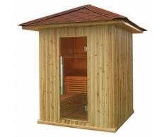 Outdoor Sauna Java