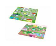 PLAYTIVE® JUNIOR Aufbewahrungsbox und Spielteppich 2-in-1