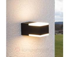 Außenwandleuchte Kai mit LEDs