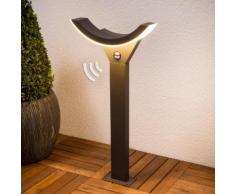 LED-Wegeleuchte Half mit Bewegungssensor