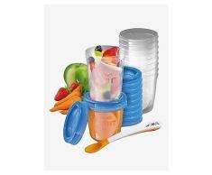 20 Vorratsdosen von Philips Avent, BPA-frei transparent von Avent