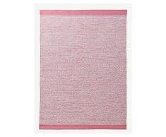 VERTBAUDET Kinderzimmerteppich mit Glanz-Effekt beige/rosa