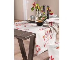 Tischläufer ca. 50x170cm. Proflax mehrfarbig