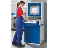 QUIPO PC Schrank Industrie - HxBxT 1600 x