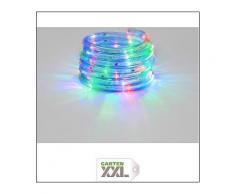 Konstsmide, LED Lichterschlauch für Außen bunt, Bunt, 216 DIODEN, LÄNGE: 18M