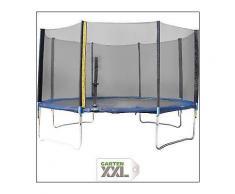 LEX XXL Trampolin 4,6 m (15 FT), Grasekamp