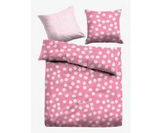 Tom Tailor Bettwäsche für Kinder, Unisex, pink / fuchsia, Größe: 135/200