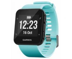Garmin: GPS-Laufuhr mit Herzfrequenzmessung Forerunner 35, türkis