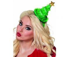 Kleiner Weihnachtsbaum-Hut Einheitsgröße