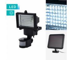 LED-Solarlampe mit Bewegungsmelder
