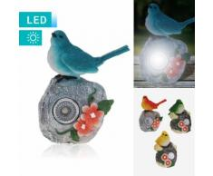Solarlampe Vogel