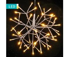 Lichterkugel mit 64 LEDs