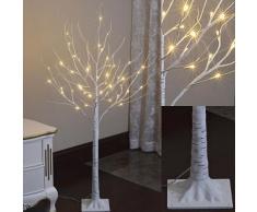 LED-Baum Birke