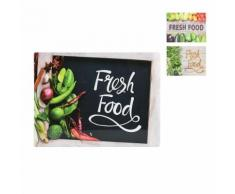 Glas-Schneidebrett Fresh Food