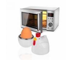 Eierkocher für die Mikrowelle