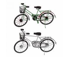 Gartenfigur Fahrrad