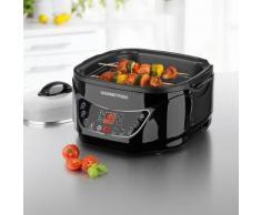 Gourmetmaxx 9-in-1-Multikocher Infrarot mit Grillrost & Frittierkorb