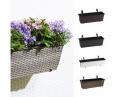 Gartenfreude Blumenkasten mit Bewässerungssystem