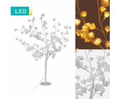 LED-Baum mit Rosen