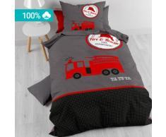 Kinder-Bettwäsche Feuerwehr