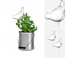 2er-Set Pflanzen-Bewässerungssystem Vogel