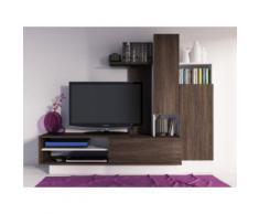 TV-Mbel TV-Wand Balinto - Wenge