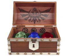 The Legend Of Zelda - Truhe mit Rubinen - Dekoartikel - Standard
