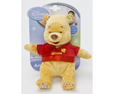 JoyToy Winnie Puuh 800631 - JoyToy Winnie Beanbag - rasselt 23 cm auf backercard