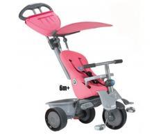 Smart Trike - Recliner Pink G Kind Dreirad Baby Rutschfahrzeug Kinderwagen