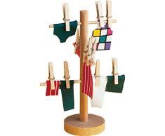 Rülke Holzspielzeug 21634 Wäschetrockner