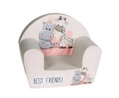 Knorrtoys 68335 - Kindersessel - Best Friends