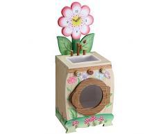 Teamson Kids Childrens Enchanted Forest Holz-Waschmaschine Spielküche W-9648A
