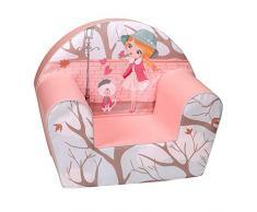 Knorrtoys 68353 - Kindersessel Pink Lady