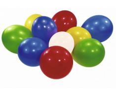 Riethmüller 6434 - 100 Luftballons, Umfang circa 65 cm, regenbogen
