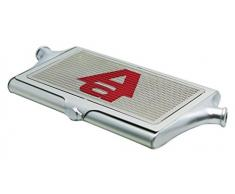 Autoart - 40256 - Zubehör - Tür Visitenkarten - Rot Heizkörper Wasser - Chrom/Rot - Leiter - 1/1