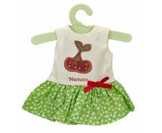 Nenuco – Geschenkset mit Kleiderbügel 35 cm Kirschen