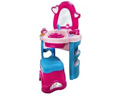 Polesie 44679 Beauty Diana 8, Schminktisch Tasche – Play Set Spielzeug