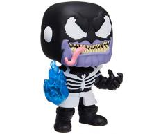 Funko 40705 POP Bobble: Marvel: Venom S2-Thanos Sammelbares Spielzeug, Mehrfarben