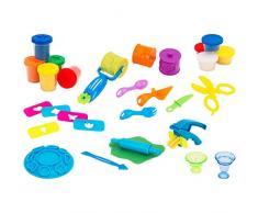 Globo Toys Globo – 37684 kidea Soft Snack Bar und Topf-Set