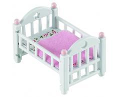 Sylvanian Families 5134 Baby Bettwäsche Set, Mehrfarbig