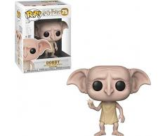 Funko 35512 POP Vinyl: Harry Potter S5: Dobby Snapping his Fingers Sammelbares Spielzeug, Mehrfarben