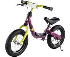 Kettler Laufrad RUN AIR GIRL 12,5 Zoll (Lauffahrrad für Kinder 3 – 5 Jahre; 92 x 59 x 42 cm; Luftreifen) 0T04050–5030