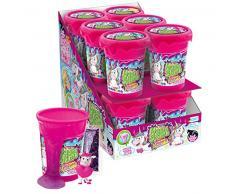 CRAZE 15513 Unicorn Magic Slime Kinderschleim Schleim für Kinderzimmer Kinderparty, rosa pink